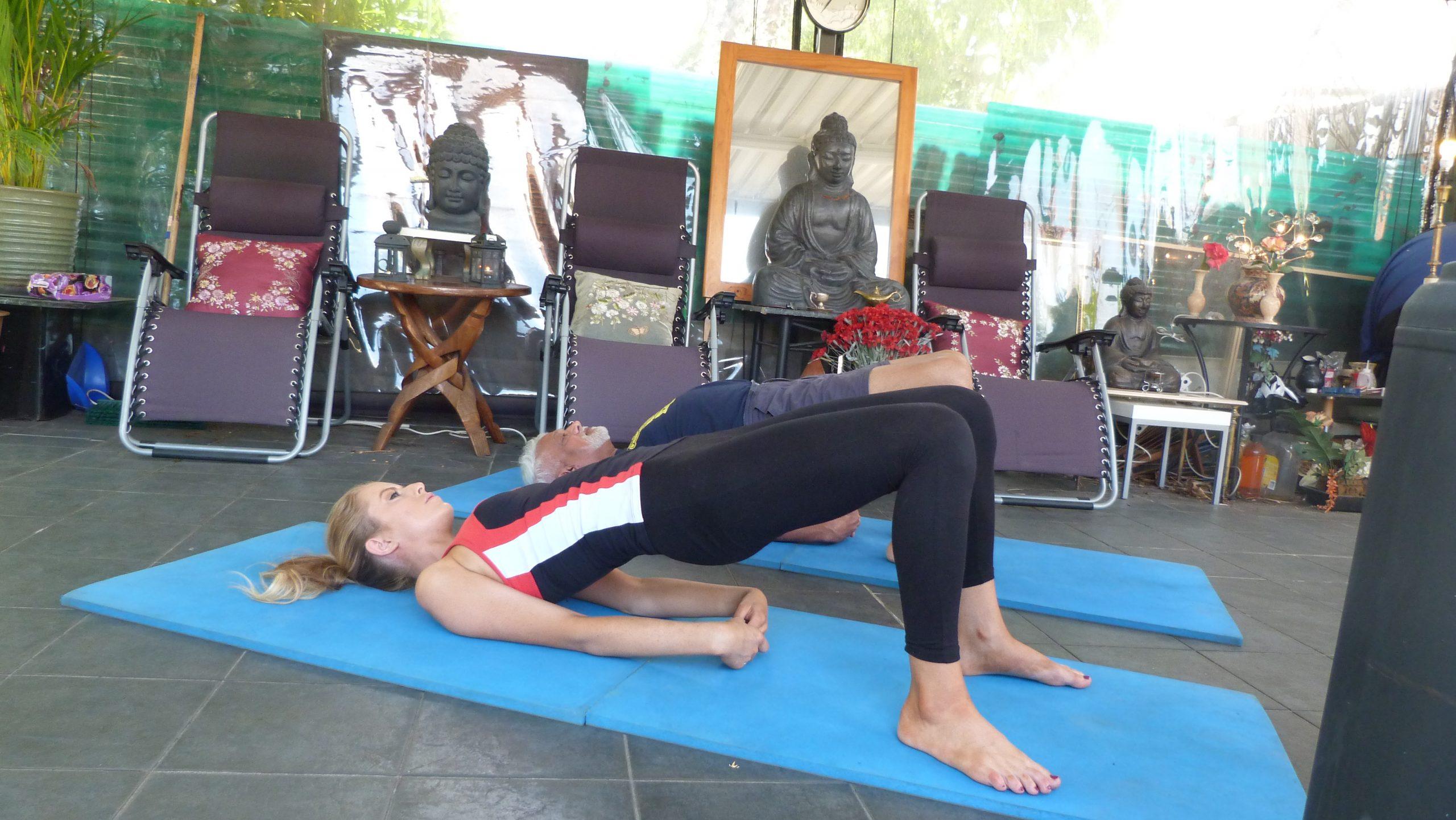 Pranayama ( Breathing Excercises )